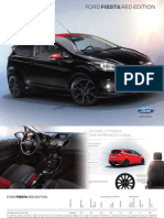EBrochure - Fiesta Red Edition