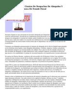 Hacienda Entra En Cientos De Despachos De Abogados Y Procuradores En Busca De Fraude Fiscal