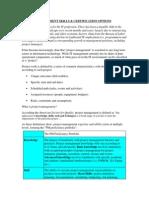 ITProject Management