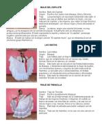 Bailes Del Pacifico de Nicaragua
