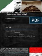 Sétima Regência História Paulo Castro Mendes