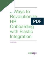 HR Onboarding Whitepaper w