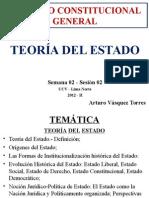 02 - 3 - Clase - DCGral - Teoría Del Estado