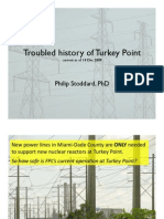 Turkey Point History