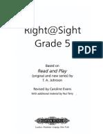 Right@Sight G5