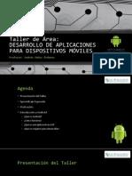 Introducción al Desarrollo Móvil en Android
