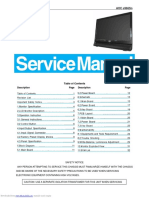 AOC e966Sn LCD Monitor Service Manual