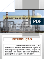 A Industria de Cloro e Alcalis