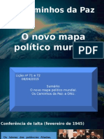 Oitava Regência História Paulo Castro Mendes