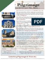 Pilgrimage to Italy   Canterbury Pilgrimages