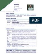 CV Rene Trafico y Logistica