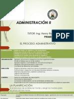 Administracin II Preesentacion