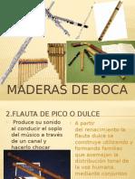 Maderas de Boca