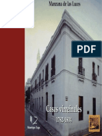 Colección Manzana de Las Luces T4 Casas Virreinales