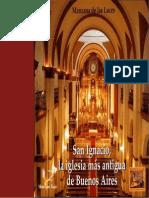 Colección Manzana de Las Luces T1 Iglesia San Ignacio