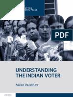 Understanding the Indian Voter