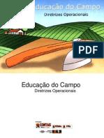 Diretrizes Educação do Campo