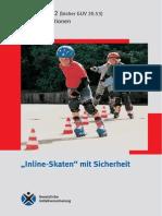 """""""Inline-Skaten"""" mit Sicherheit"""