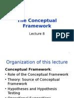 Lecture8_The_Conceptual_Framework_Chap8.ppt