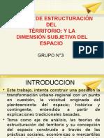Teorias de Estructuracion Del Territorio Muco