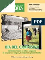 ¿Campesino, Indígena o Agricultor Familiar?