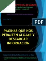Alojamiento de Informacion