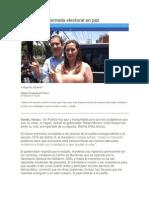 07-06-2015 PeriodicoDigital.mx - Reporta RMV Jornada Electoral en Paz