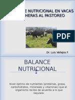 Balance de Nutrientes