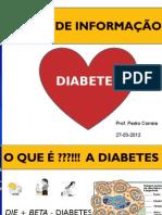 Acção de Informação-diabetes