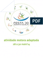 Festa Do Desporto Escolar 2014