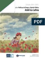 Estudio anual sobrePolíticas de Drogas y Opinión Pública