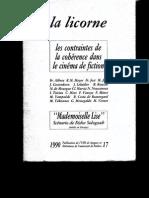 Iampolski & Tsivian. La Poetique d'Un Texte Heterogene. Debris d'Empire d'Ermler