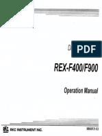 RKC Controlador de Temperatura