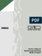 Yamaga G1DE