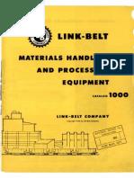 LINK BELT Catalogo 1000 Bulk Handling