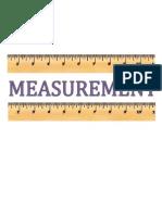 smart goal portfolio-measurement