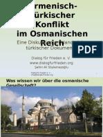 Armenisch-Türkischer Konflikt im Osmanischen Reich