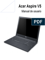 manual de usuario acer aspire v5