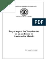 Proyecto de Climatizacion