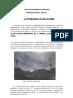 COMITÉ DE EMERGENCIA MUNICIPAL