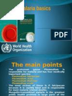 Malaria Basics Final