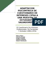 TAREA + PSICOMETRIA+UTEC (Recuperado)+FINAL+1
