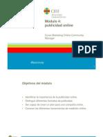 Módulo 4 Publicidad Online