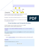 definition of prime numbers