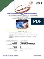 VIDA ESPIRITUAL_DAVID PANCA HUMPIRI Trabajo N° 2