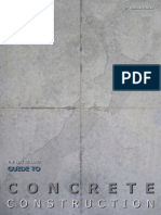 NZ Guide to Concrete Construction