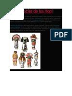 Las Profecías de Los Hopi