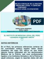 Exposicion Dml II Ayacucho