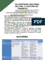 ESTRATEGIAS SANITARIAS DIAPOSIT