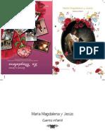 María Magdalena y Jesús Cuento infantil